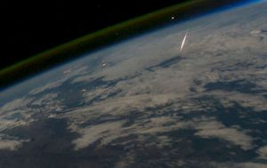 'Fireball' meteorite that fell to Earth reveals extraterrestrial organic compounds