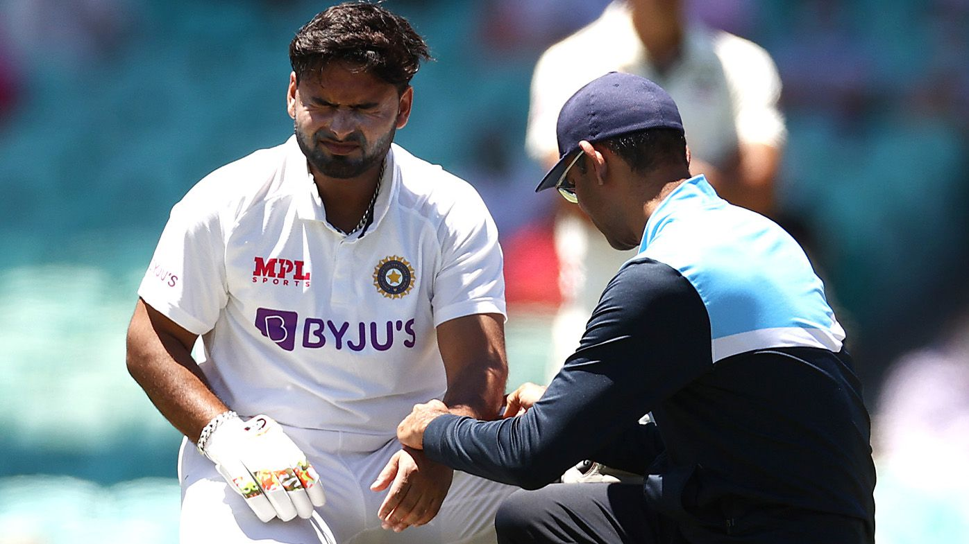 Star India cricketer Rishabh Pant tests positive to COVID-19 during Test tour of England