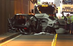 Appeal for witnesses after woman killed in Sydney Airport tunnel crash