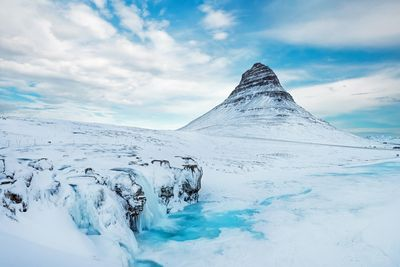 <strong>Kirkjufell, Iceland</strong>