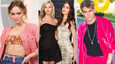 Models with supermodel parents