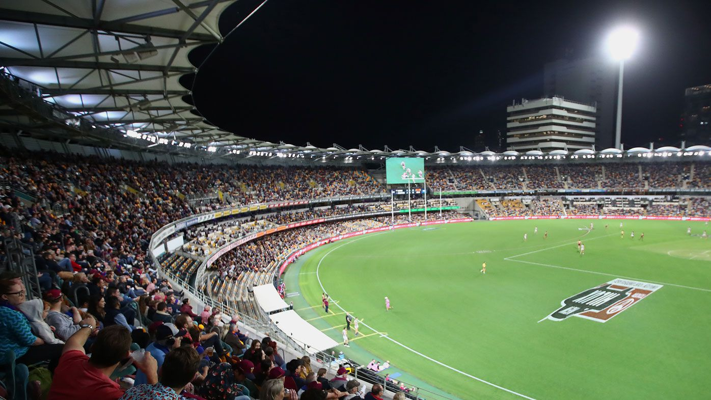 The Gabba will host the 2020 AFL grand final