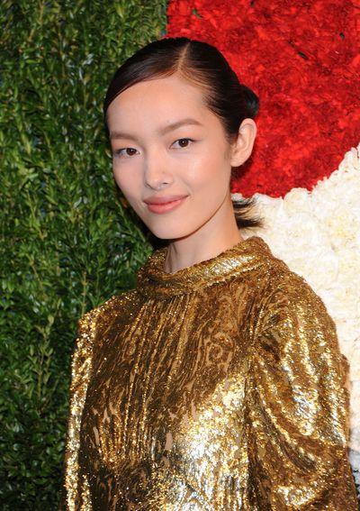 Fei Fei Sun, 27, model