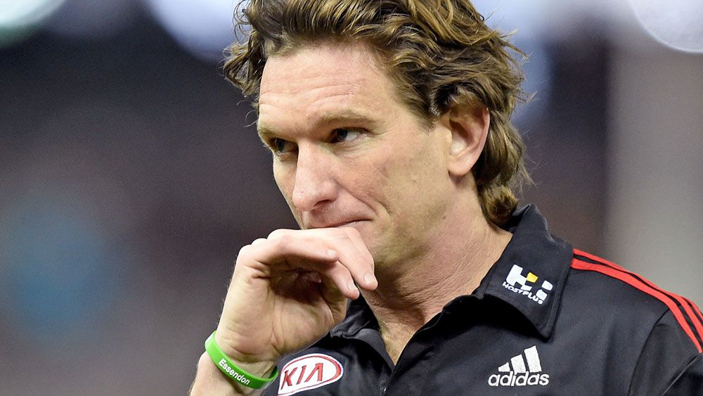 James Hird will award the Norm Smith Medal on AFL grand final day.