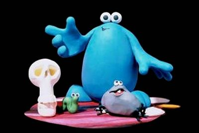 """<B>Ran from:</B> 1984 to 1986<br/><br/><br/><B>Why it's awesome:</B> """"Stay away from that trap <I>dooooor</I>..."""" This classic claymation series featured both comedy and light horror, as monsters and mischievous creatures escape from the Trap Door and cause chaos for Berk, the blobby blue assistant of the Lovecraftian """"thing upstairs""""."""