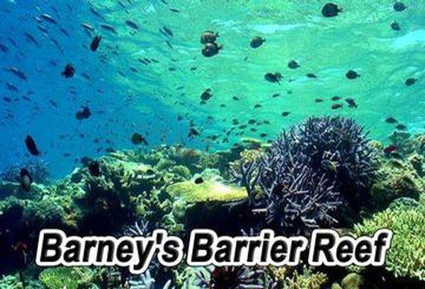 Barney's Barrier Reef