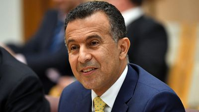 SBS boss Michael Ebeid to stand down in October
