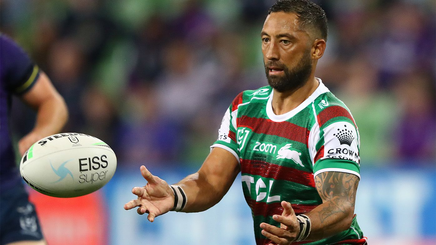 Benji Marshall was 'the difference' in the Rabbitohs' spirited fightback, says Johnathan Thurston