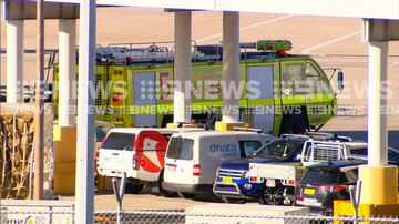 Fire extinguished at Sydney Airport international terminal