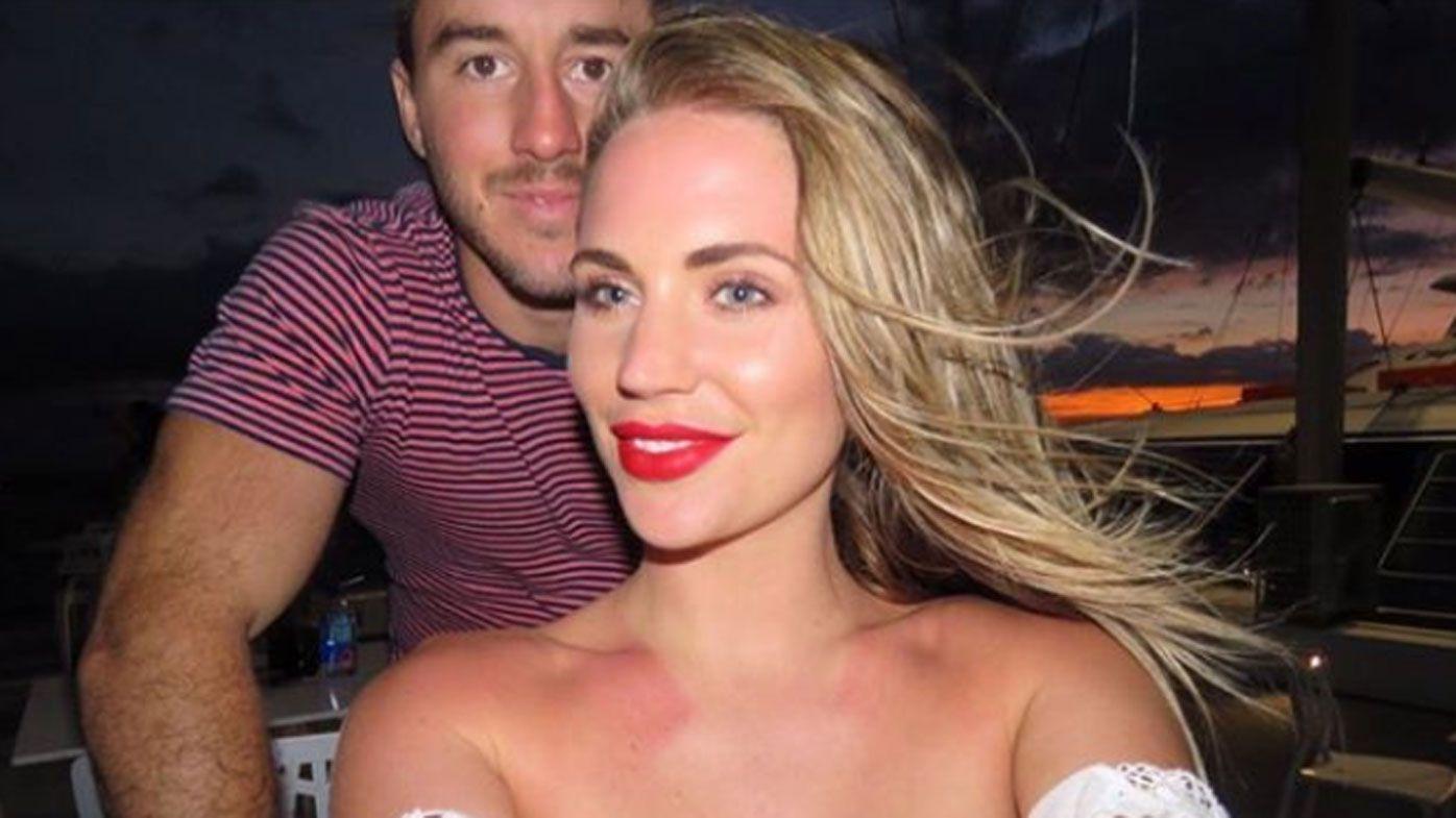 Ben Hunt's wife roasts critics for 'bullying' St George Illawarra halfback Ben Hunt