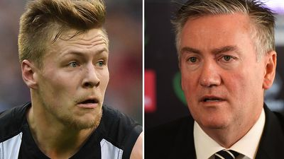 AFL: Collingwood Magpies send Jordan De Goey 'unmistakeable message' after drink driving incident