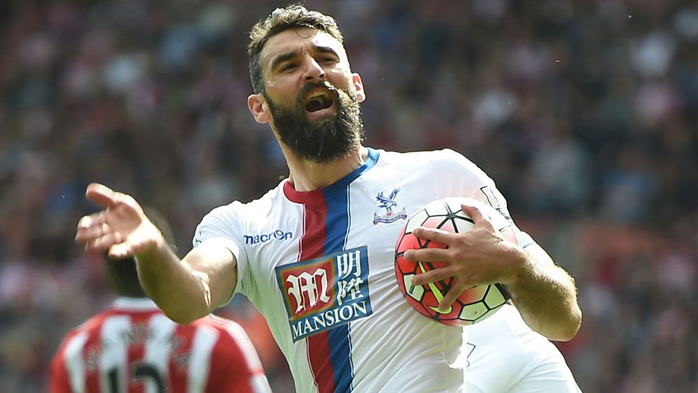 Mile Jedinak. (AAP)