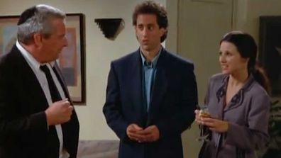Charles Levin appeared in one episode of Seinfeld in 1993.