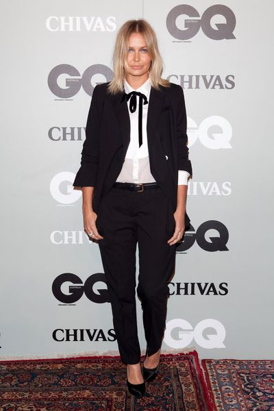 Lara Bingle at the 2010 GQ Men of The Year Awards in Sydney, November, 2010
