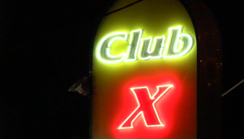 Club X has offered a reward for the catching of the robbers. (9NEWS)