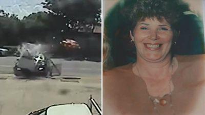 'You've taken my girl': Grandma killed by man paroled that morning