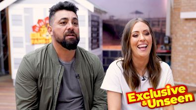 Exclusive: Ronnie and Georgia reflect on their Guest Bedroom win