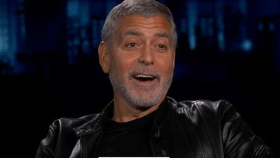 George Clooney shares his hilarious parenting mistake on Jimmy Kimmel Live.