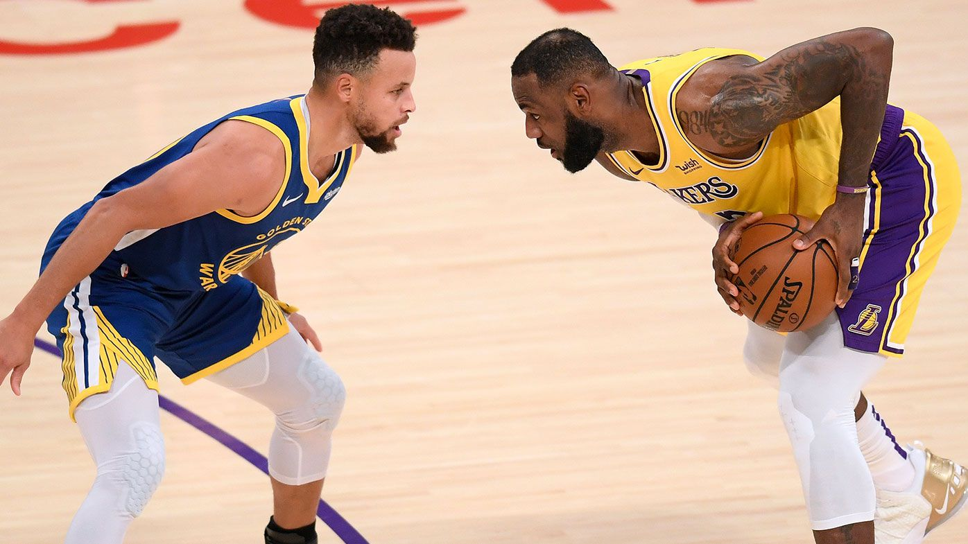LeBron James to face Stephen Curry, play-in tournament locked in as LA Lakers miss out on top six playoff spot