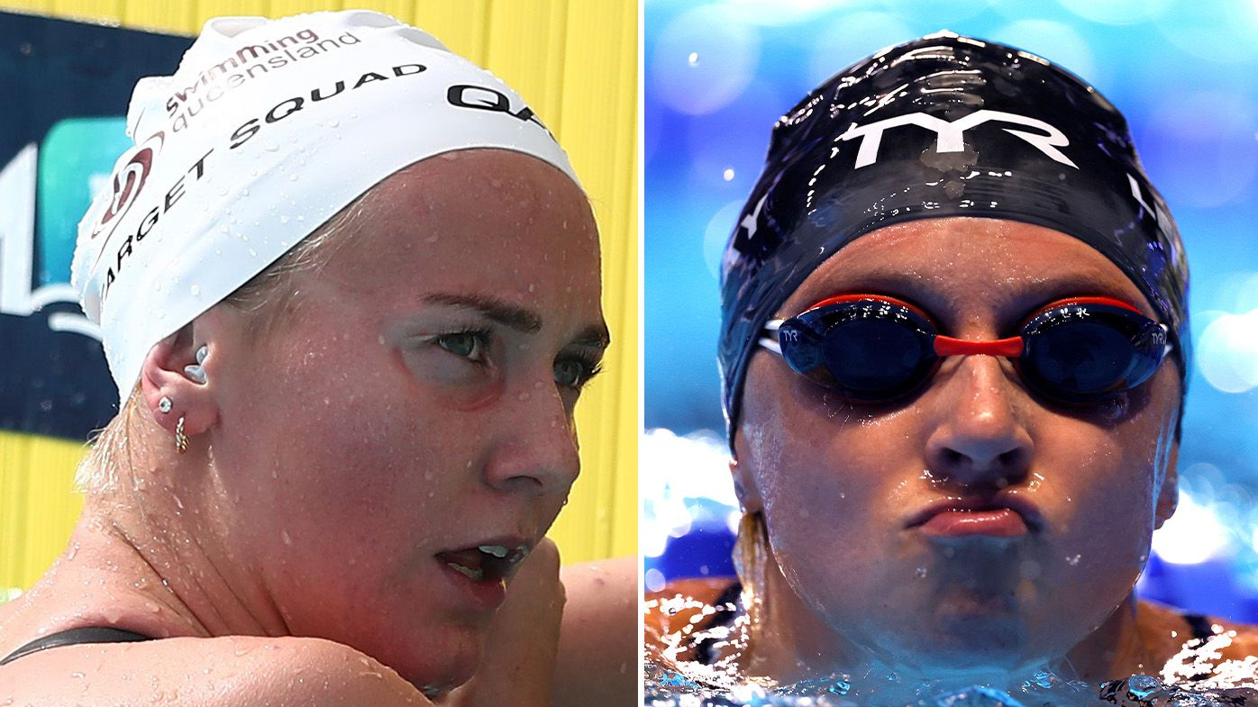 Epic showdown looms between Ariarne Titmus and Katie Ledecky in 400m freestyle final