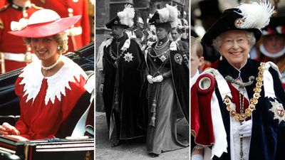 The best photos of the royals on Garter Day