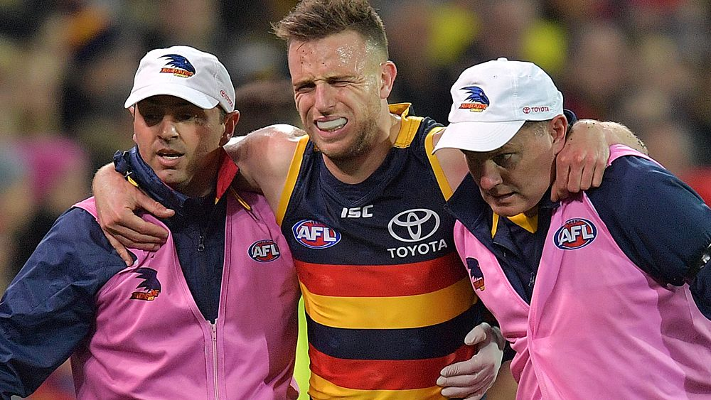 AFL Finals: Adelaide Crows star Brodie Smith to undergo knee reconstruction