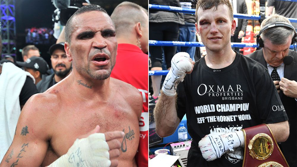 Jeff Horn considering Anthony Mundine fight following Pacquiao cancellation
