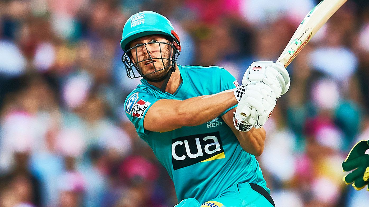 Chris Lynn credits T10 stint for reigniting blistering BBL form