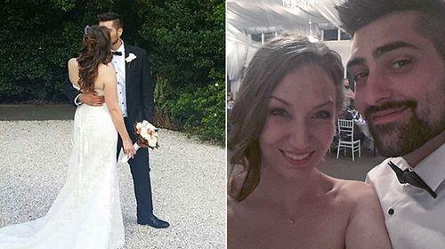 Jetstar customer has 'perfect' wedding day