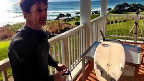 Shark 'nudges surfer off board' near where bodyboarder was mauled yesterday