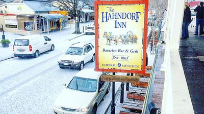 """We could almost be in Bavaria!"" (Hahndorf Inn/Facebook)"