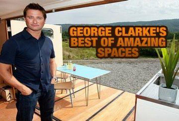 George Clarke's Best of Amazing Spaces
