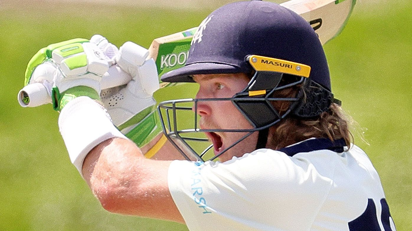 Will Pucovski gunning for Australian Test spots of both Joe Burns and Matthew Wade