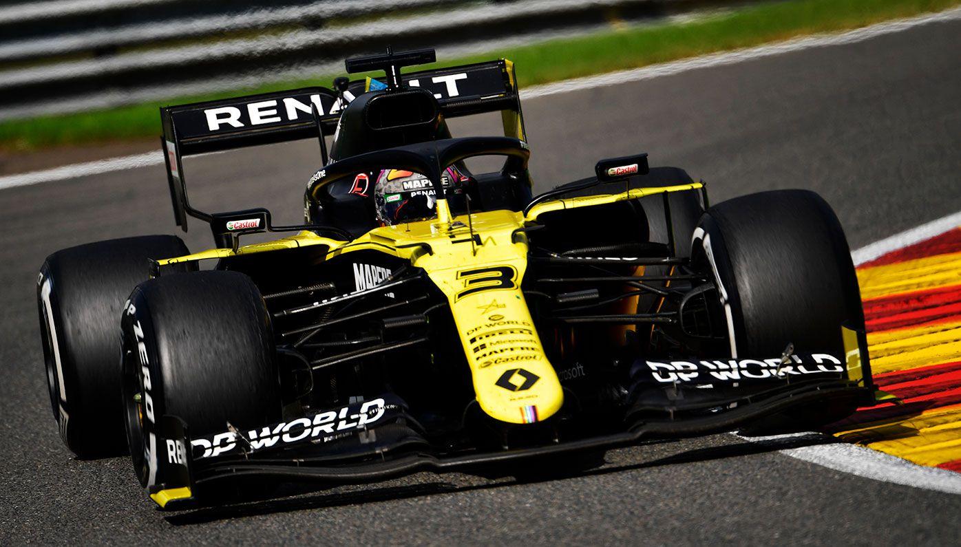The cruel irony in Daniel Ricciardo's form surge during 2020 season