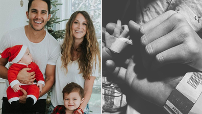 Alexa PenaVega, welcomes third child, husband Carlos PenaVega