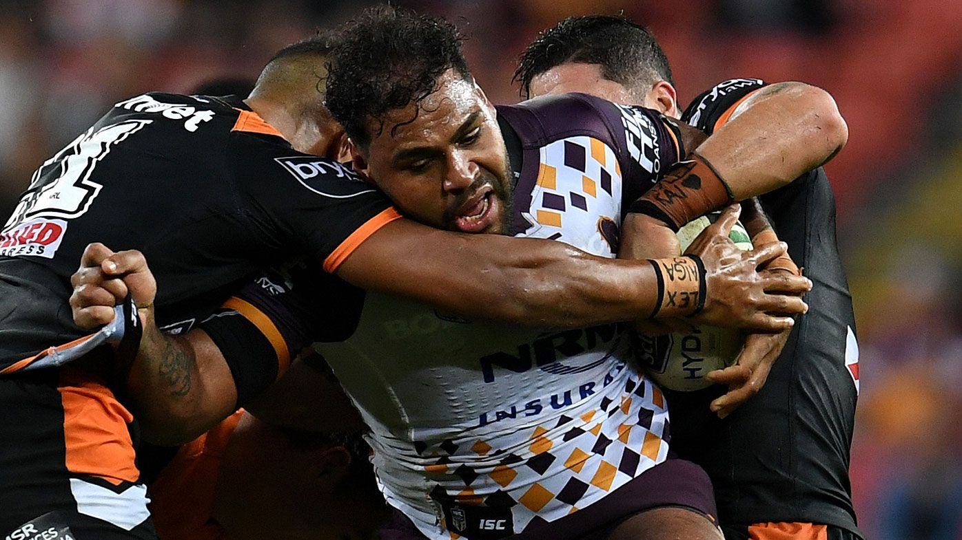 NRL live stream: How to stream tonight's Tigers vs Broncos match on 9Now