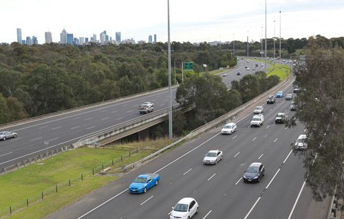 Melbourne would be one of the city's where a congestion charge could be implemented. Picture: AAP