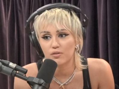 Miley Cyrus, Joe Rogan Experience, podcast, Liam Hemsworth divorce