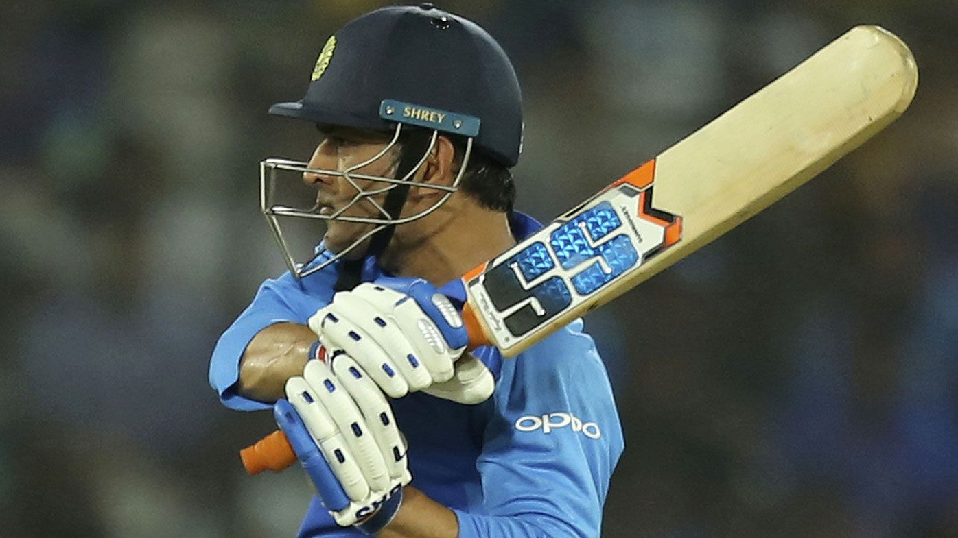 MS Dhoni steers India to ODI win over Aussies in opening match of series