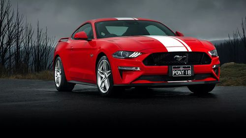 By comparison, the Ford Mustang is about $20,000 cheaper and comes with steering wheel on the correct side.