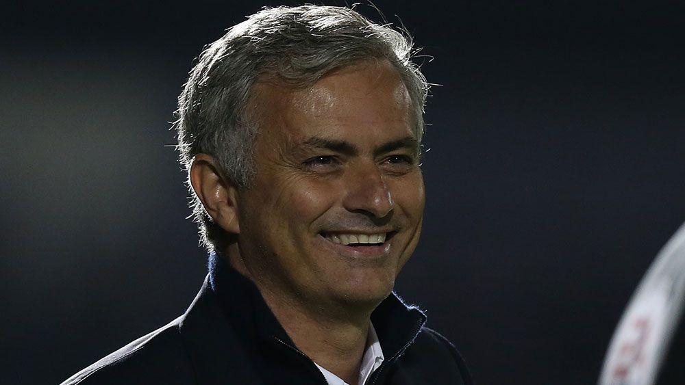 Jose Mourinho.(Getty)
