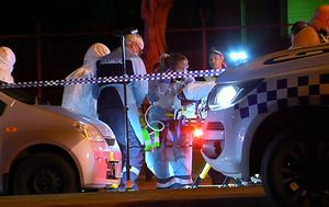 Man dies after found lying on Melbourne's Princes Highway at Noble Park