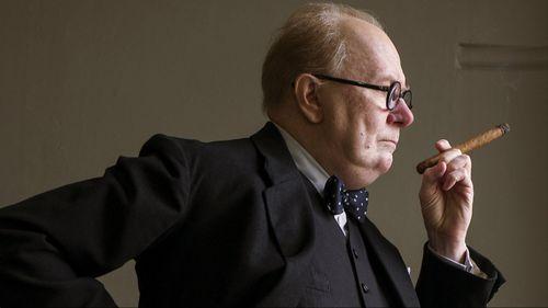 Gary Oldman underwent a remarkable transformation to play Winston Churchill in Darkest Hour.