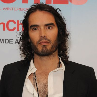 <p>Russell Brand</p>