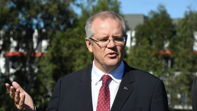 Scott Morrison to turn first 'sod' for Sydney's second airport