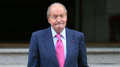 Former King Juan Carlos of Spain