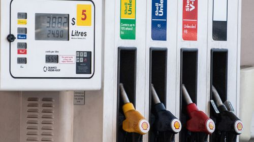 Petrol prices are going up ahead of the long weekend.