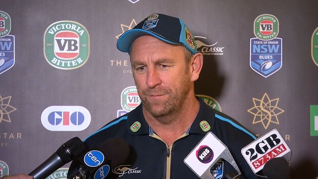 NSW say conditions favour them for Origin II