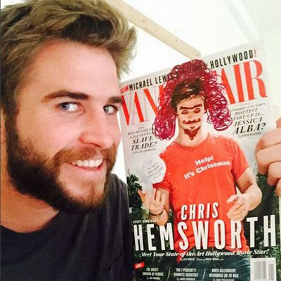 The Hemsworth we love the most isn't Chris