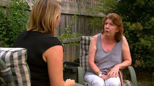 Brigitte Van Voorst , 53, was caught drink-driving twice in just three hours last night. (9NEWS)